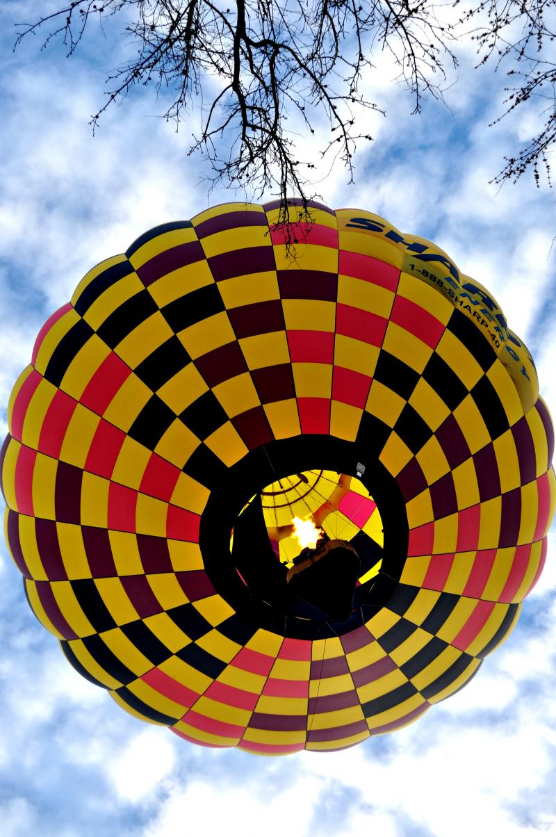 Maryland Hot Air Balloon Rides